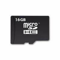 16 GB Micro SD-HC.