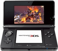 Nintendo 3DS Cosmos Black