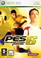 Pro Evolution Socces 6