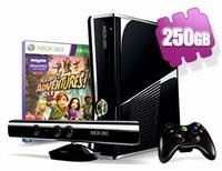 Omgebouwde Xbox 360 S 250 GB Kinect Bundel (Ixtreme LT+3.0)