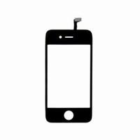 iPhone 4 Digitizer (Touch Screen) Zwart