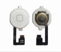 iPhone 4 Home Button Kabel Wit