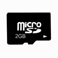 2 GB Micro SD.