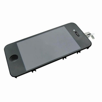 iPhone 4S touch screen +LCD scherm Zwart