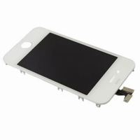 iPhone 4S touch screen +LCD scherm Wit