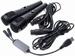 Karaoke microphone voor Wii, PS 2 en 3 en Xbox 360